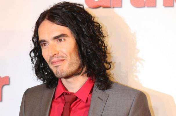 Russell Brand is a Vegan