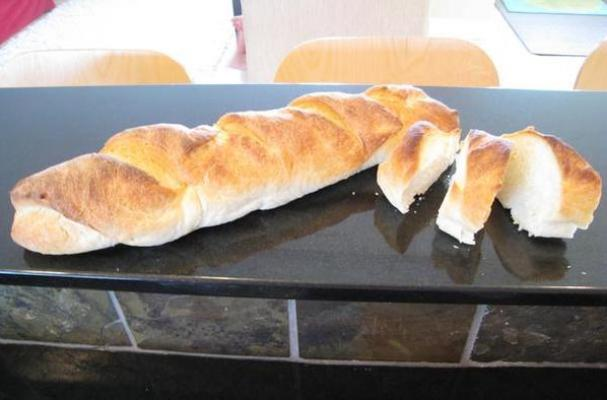 Rustic French Bread