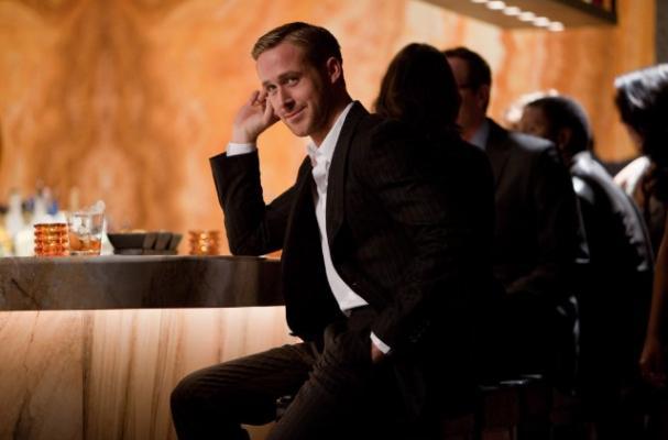 Ryan Gosling is a foodie.