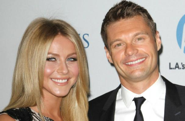 Julianne Hough Gains Weight While Dating Ryan Seacrest