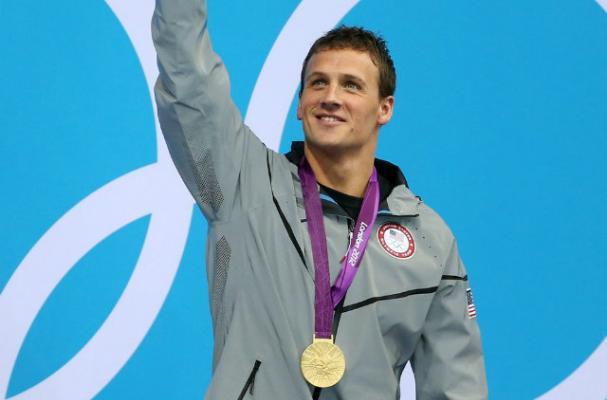 Ryan Lochte's Olympic Diet