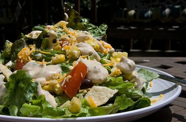 Savory Southwest Salad Dressing