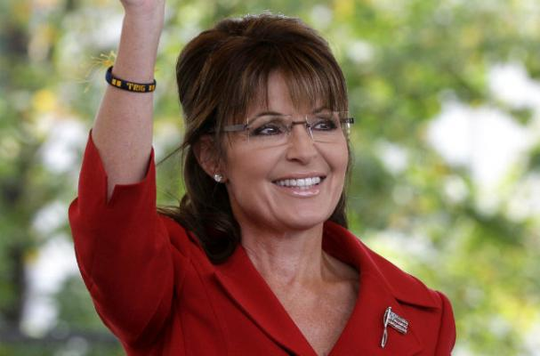 Sarah Palin Working on Health and Fitness Book