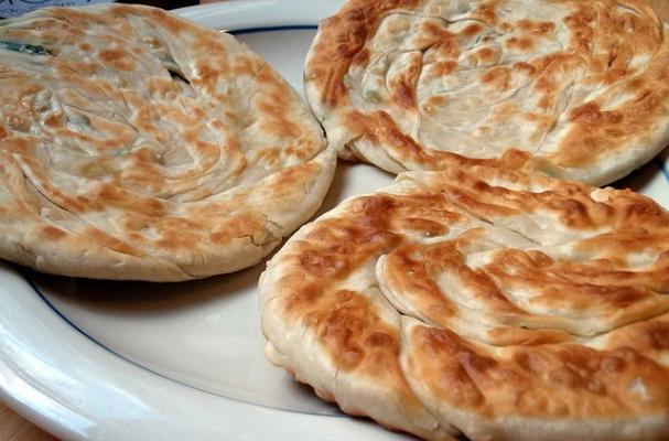 Foodista | Chinese Scallion Pancakes
