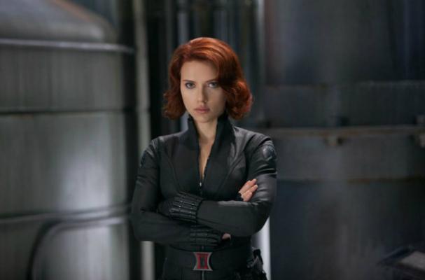 Scarlett Johansson's 'Avengers' Diet
