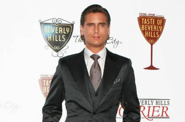 Scott Disick Will Be Working the Snack Window at RYU