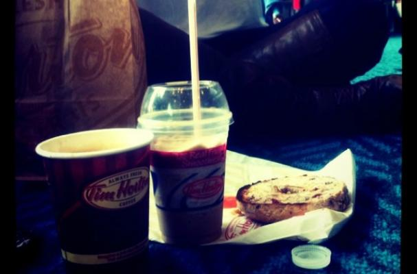 Selena Gomez Tweets a Photo of Tim Hortons