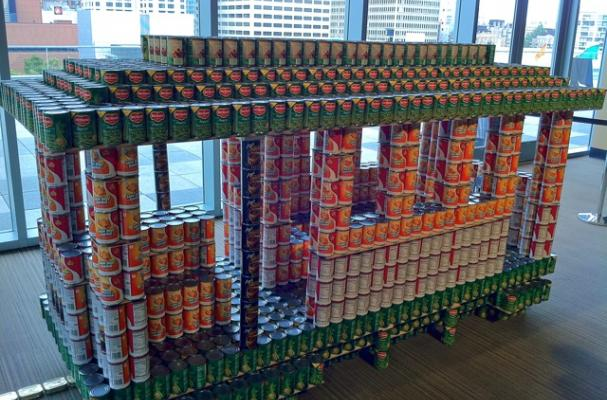 canstruction san francisco