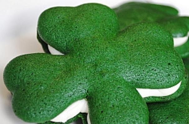 Foodista | 5 Green Desserts for St. Patrick's Day