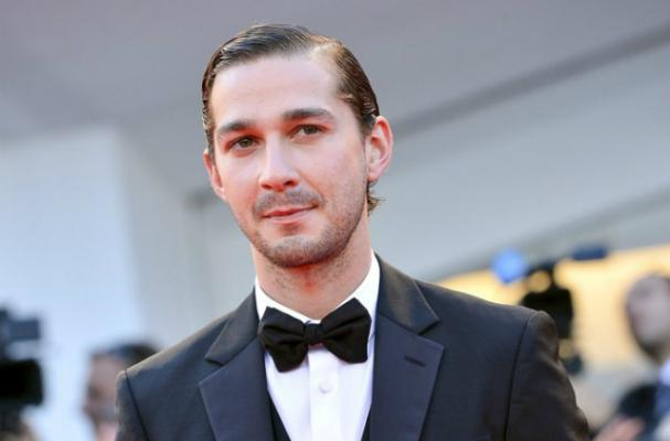 Shia LaBeouf Gained 40 Pounds for New Movie