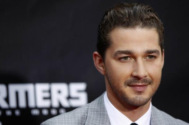 Shia LaBeouf Leaves 50% Tip on Valentine's Day