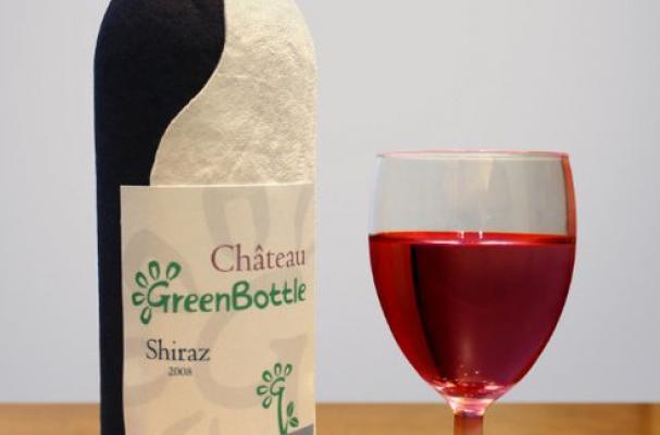 GreenBottle Wine Bottles