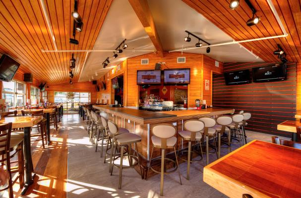 Hooters Renovation