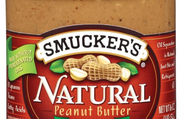 Smuckers Natural Peanut Butter For Dogs