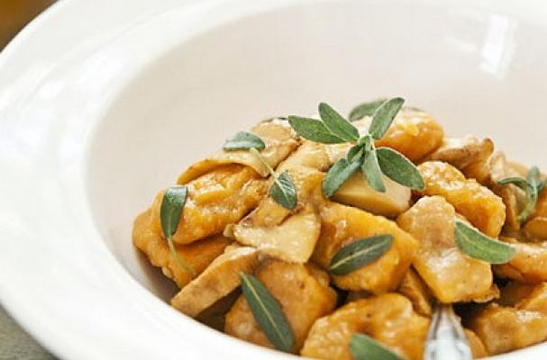 Foodista | Gluten-Free Sweet Potato Gnocchi with Brown Butter and Sage