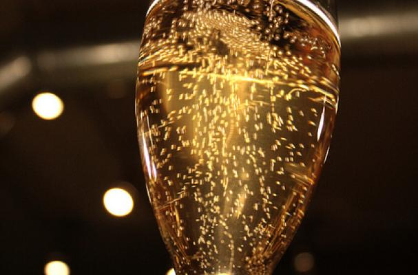 new year's eve bargain sparkling wine