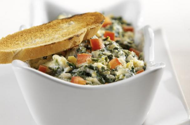 Easy Spinach Dip in 4 Ingredients