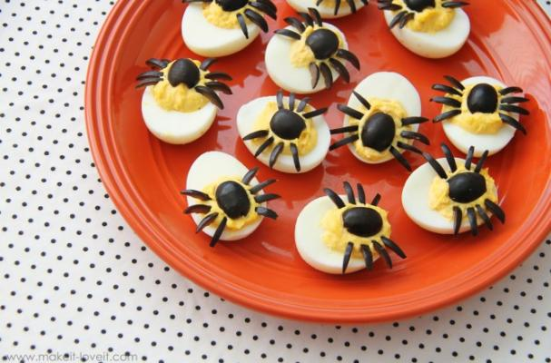 since halloween is finally here it is time for you to finalize your party menu these five themed appetizers will trick your guests and maintain a festive