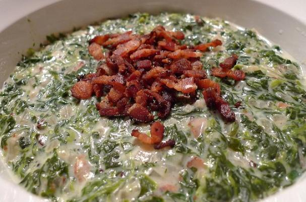 Image Result For Creamed Spinach Cream Cheese