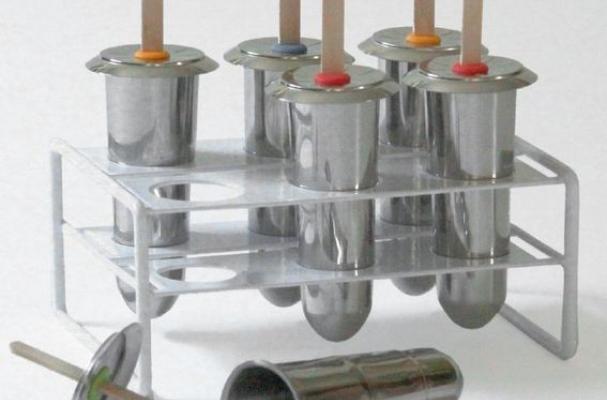 steel pop molds