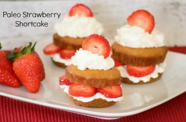 Strawberry Cake Dessert Recipes