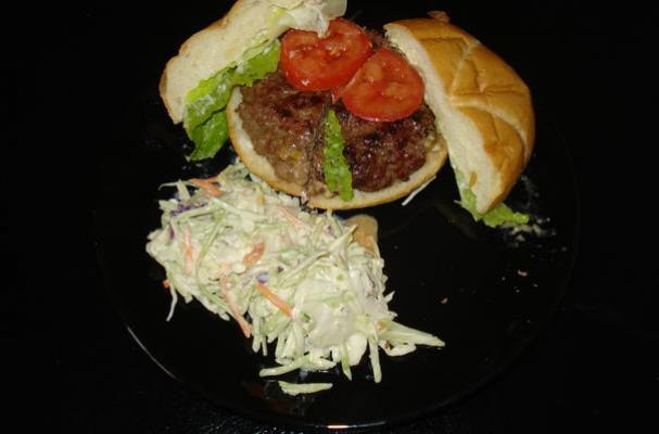 ... | To Die For: Stuffed Double Decker Cheese and Mushroom Burgers