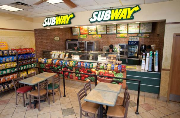 Foodista Subway Beats Mcdonald S As Most Popular Lunch Spot For Workers