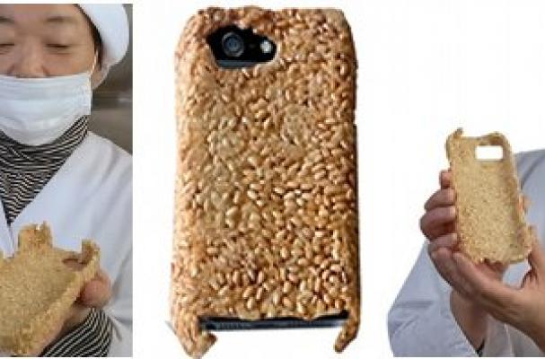 Survival Senbei Rice Cracker iPhone Case