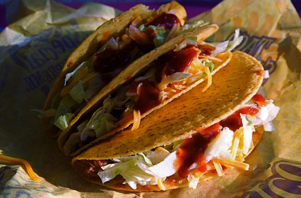 Taco Bell Promises Healthy Choices by 2020