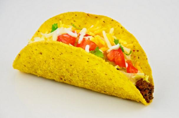 Infographic: The History of the Taco