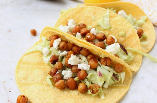 Foodista Meatless Monday Recipe Vegetarian Chickpea Tacos Watermelon Wallpaper Rainbow Find Free HD for Desktop [freshlhys.tk]