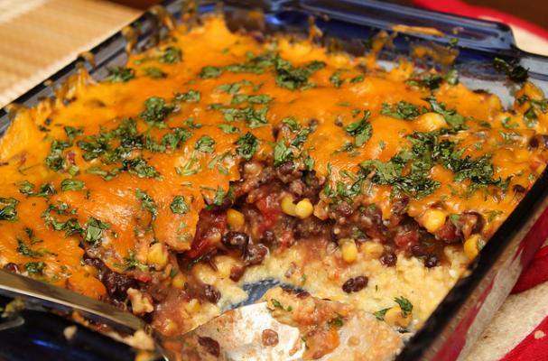 grandma s tamale pie mexican turkey tamale pie turkey tamale pie
