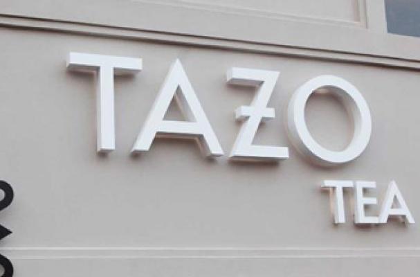 Tazo Tea Branding