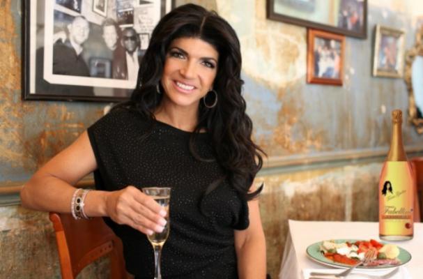 Teresa Giudice Shares Daily Food Diary