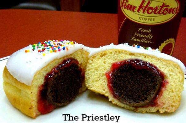 Tim Hortons Creates Donut in Honor of Jason Priestley