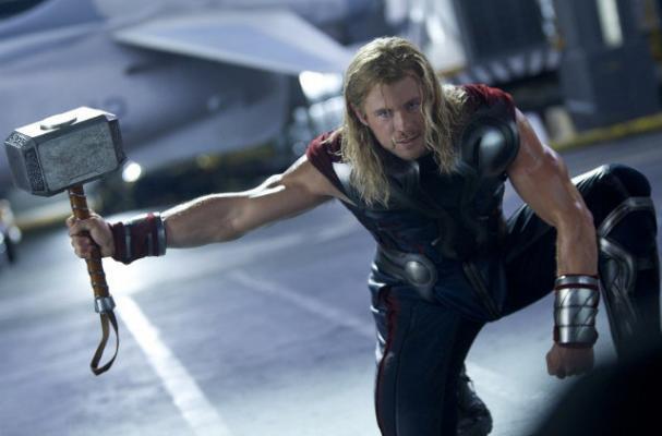 Chris Hemsworth Reveals Movie Diet Secrets