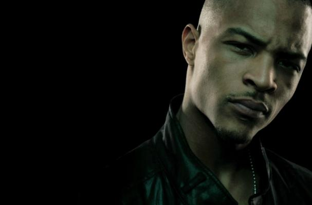 T.I. has his first home-cooked meal after prison.