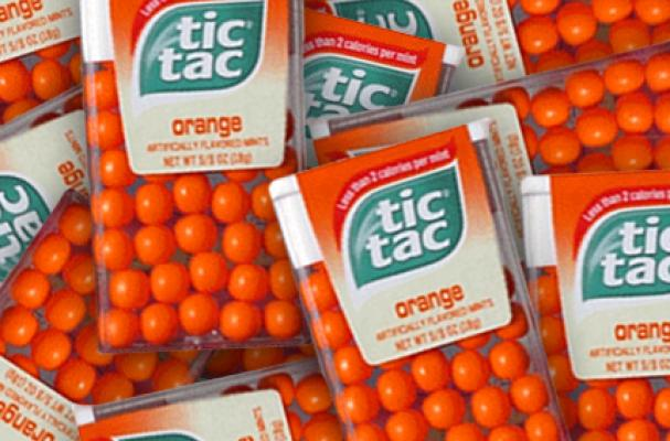 How to Eat a Tic Tac Like a Boss