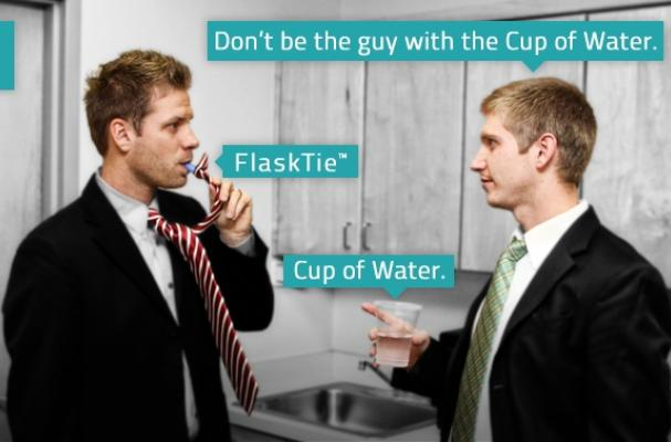 The FlaskTie