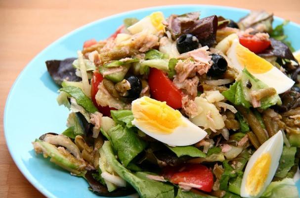 Foodista | Classic Salad Nicoise