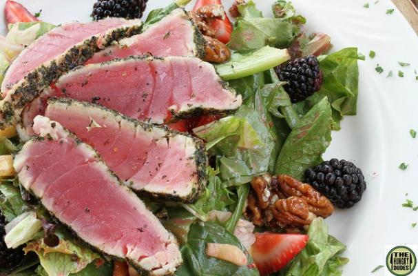 recipe: tuna steak salad dressing [12]