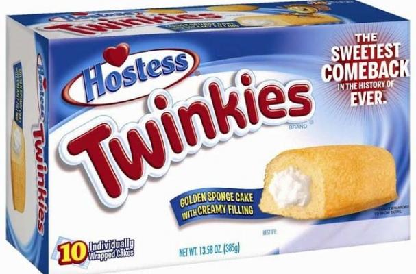 Twinkies Will Soon be Back on Shelves