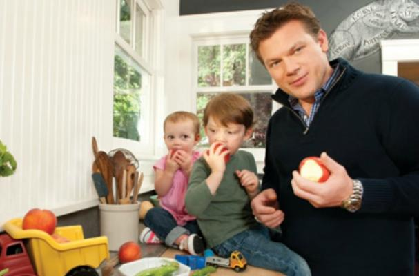 Celebrity Chef Tyler Florence's Baby Food Brand Sued by Jane Goodall