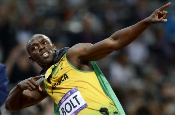 Usain Bolt's Pre-Race Diet