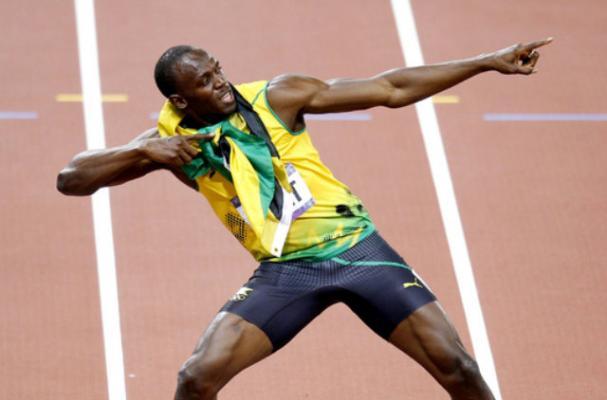 Usain Bolt Wants to Work With Gordon Ramsay
