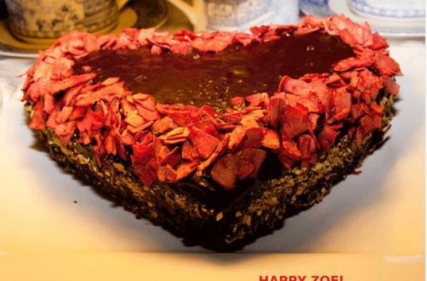Foodista | Etsy Find: Vegan Sexy Cherry Chocolate Cake