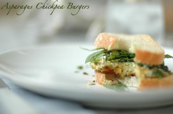 vegetable burger recipe easy