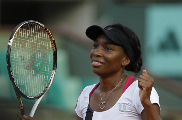 Venus Williams Opens Up About Sjogren's Syndrome Diet