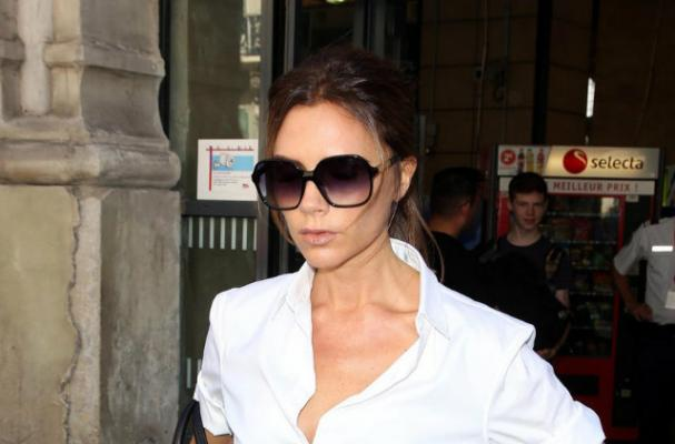 Is Victoria Beckham on a Baby Food Diet?