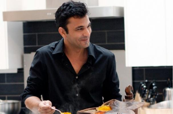 Vikas Khanna releasing book and tv show